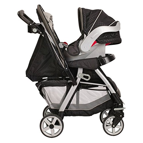 Graco UrbanLite Connect Stroller - Rittenhouse