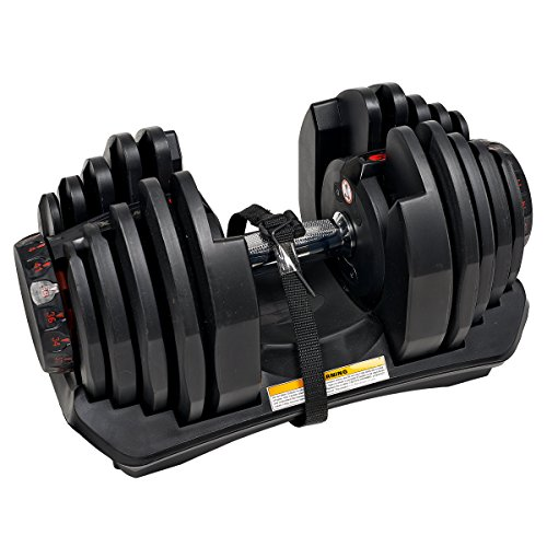 Bowflex SelectTech 1090i manubrio a carico variabile 4 – 41 kg (singolo)