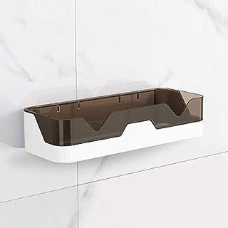 SHYOD Tablette de Rangement en Plastique Mural étanche Mode Style Simple Style Douche Organisateur Cuisine et Salle de Bai...