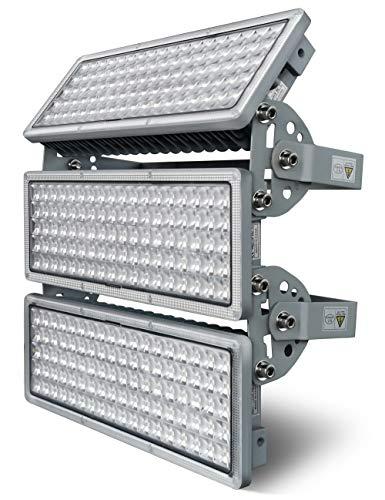 Rugging 300W LED Strahler Flutlicht LED Flutlicht LED Licht LED Lichter Flutlicht LED Außen LED Stadion Licht LED 300W LED-Flutlicht LED Strahler 6500K Für Docks Baustellen Stadien