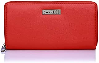 Caprese April Women's Wallet (Red)