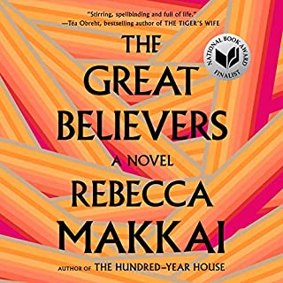 The Great Believers audiobook cover art
