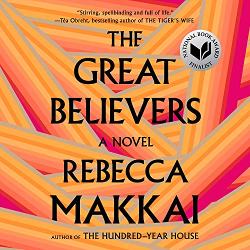 The Great Believers cover art