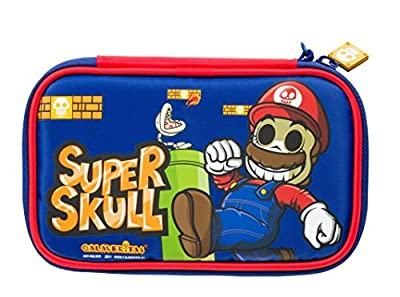 Super Mario Day of the Dead Protective Storage Case (3DS XL/2DS XL /3DS) (Nintendo 3DS)
