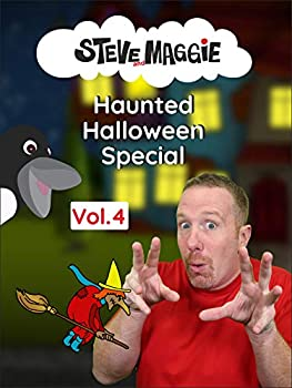 Steve and Maggie - Haunted Halloween Special  Vol 4