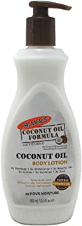 Palmers Coconut Oil Body Lotion 13.5 Ounce Pump (399ml) (6 Pack)