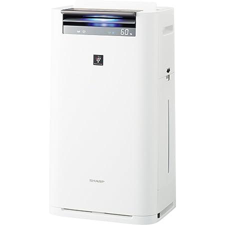 シャープ 加湿 空気清浄機 プラズマクラスター 25000 ハイグレード 16畳 / 空気清浄 31畳 2018年モデル ホワイト KI-JS70-W
