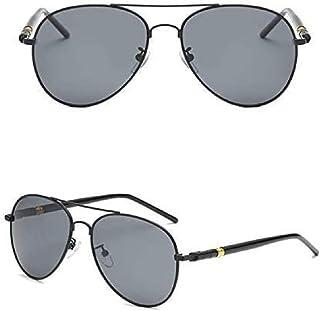 نظارة شمسية افياتور للرجال لون اسود