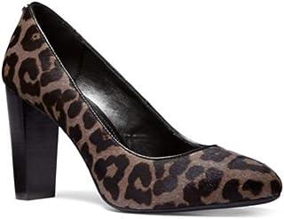 Michael Michael Kors Susan Flex Animal-Print Calf Hair & Leather Pumps (8)