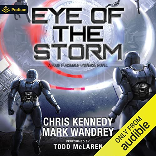 Eye of the Storm: The Guild Wars, Book 11