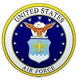 Ramsons Imports U.S. Air Force Emblem 12