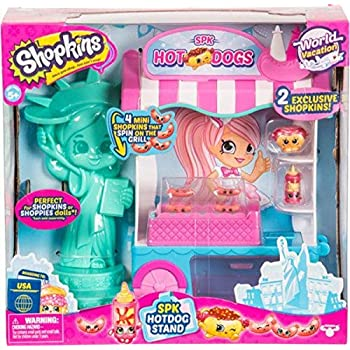 Shopkins Season 8 USA Hotdog Stand Playset | Shopkin.Toys - Image 1