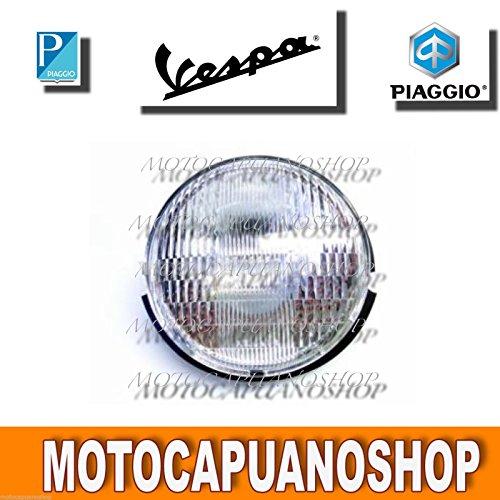 Koplamp voor Vespa 50 PK S XL RUSH N met lamphouder