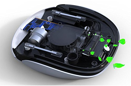 Preisvergleich Produktbild Promotion Rushed Negative Ion Rohs Luftreiniger Ozonisator Renault Scenic Solarenergie Reiniger Smart Starts mit Auto Air