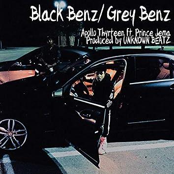 B L A C K B E N Z (feat. Prince Jema)