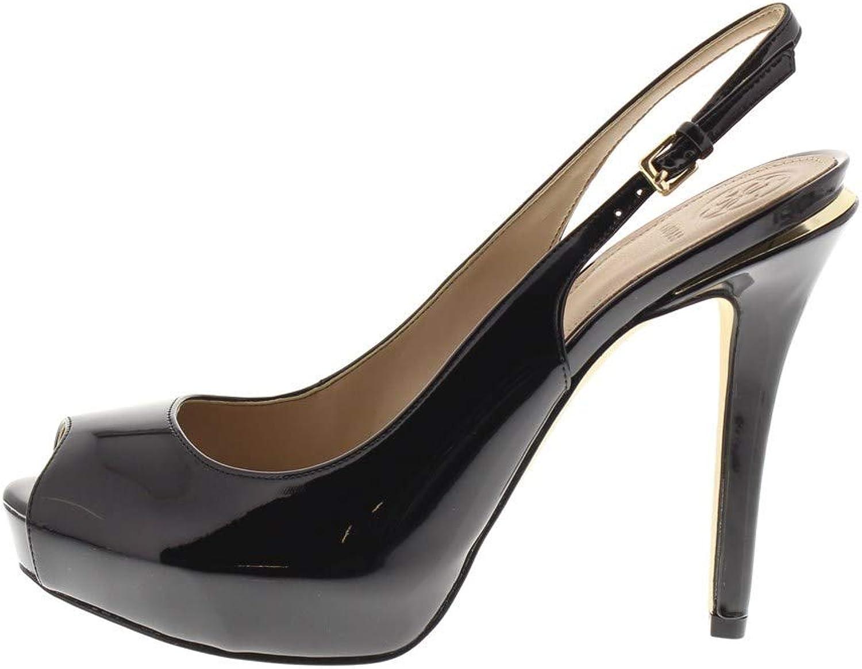 FL6HR2PAF07 schwarz Guess GUESS GUESS GUESS FOOTWEAR MAIN Sandali damen  f9ea04