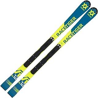 Volkl Racetiger Speed Wall SL R Plate Junior Ski 2019
