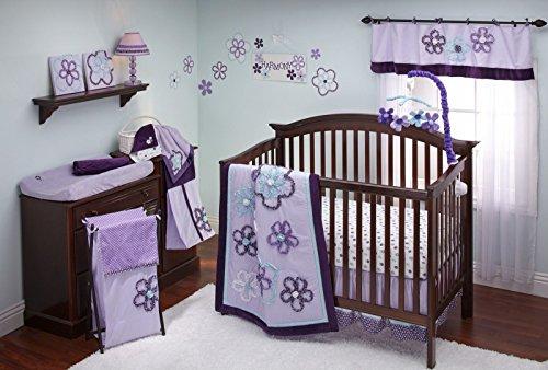 NoJo Harmony 9 Piece Crib Bedding Set