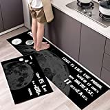 Moda Estilo Minimalista felpudos alfombras de Piso de Cocina...