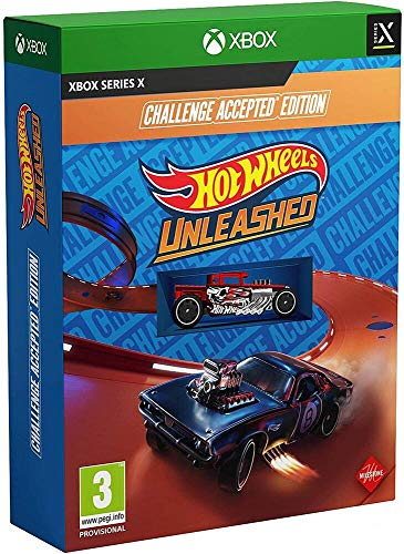 Hot Wheels Unleashed - Challenge Accepted Edition...