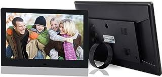 FEE-ZC 10-Inch High-Definition Digital Photo Frame Smart Electronic Photo Album Advertising Player LED Digital Screen Sync...