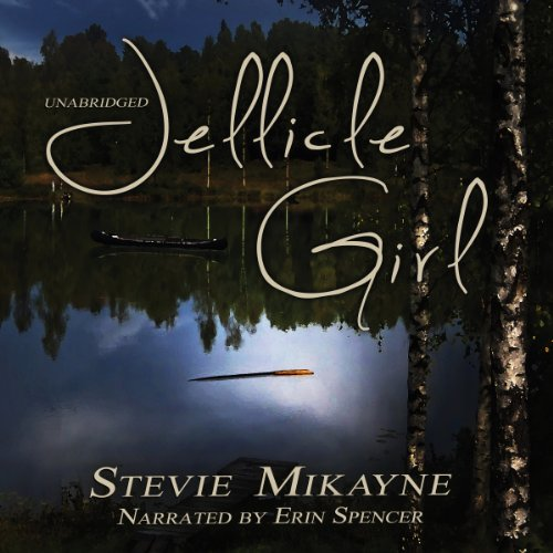 Jellicle Girl audiobook cover art
