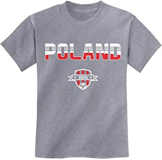 Best poland t shirt kids Reviews