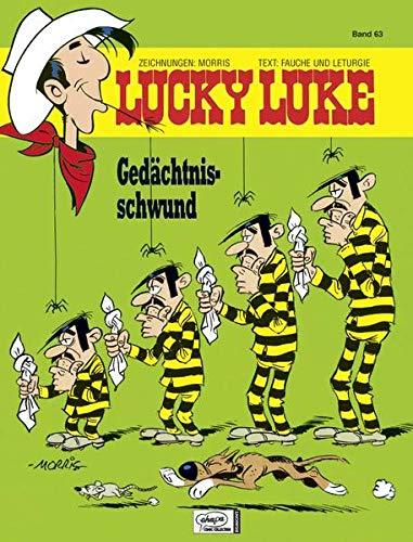 Lucky Luke 63: Gedächtnisschwund