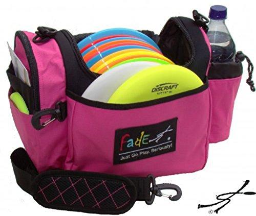 Fade Gear Crunch Box Disc Golf Bag Blueberry