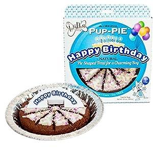 Lazy Dog Cookie Company Original Pup-Pie Dog Treat Cakes (Charming Boy Cake)
