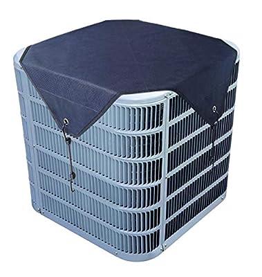 JIANZHENKEJI AC Seal Cover | Universal Air Conditioner Cover | Winter Top Air Conditioner Cover for Outside AC Units and HVAC Seal