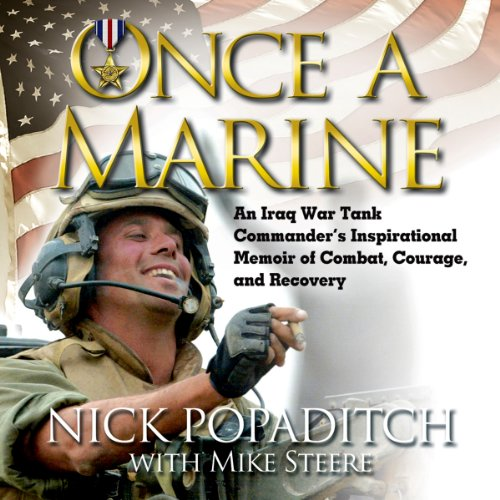 Once a Marine cover art