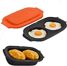 MACONEE Microwave Potato Baker, Microwave Egg Cooker, Dishwasher Safe