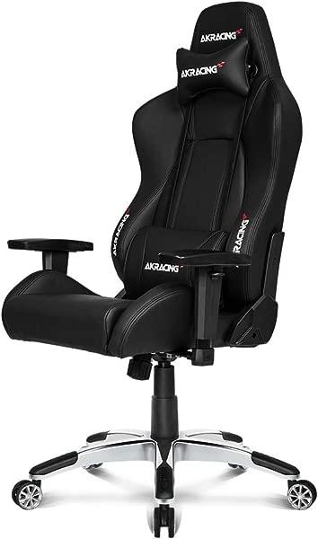 AKRacing AK BK Masters Series Premium Gaming Chair Black
