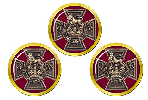 Giftshop UK Victoria Cross Golfball Markierer