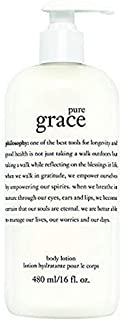 Philosophy Pure Grace Nude Rose Body Lotion for Women 16 oz Body Lotion