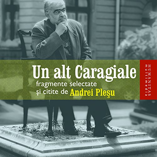 Un alt Caragiale audiobook cover art