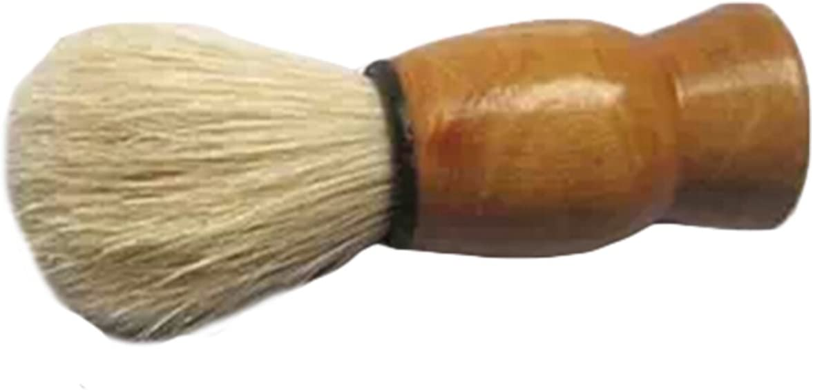 Nature Boar Bristle shop Hair Wooden Shaving Handle Cleaning Reservation Brush