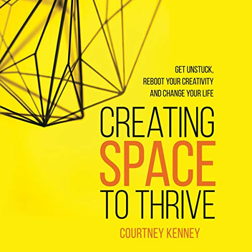 Creating Space to Thrive  By  cover art