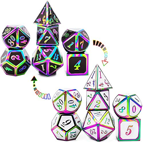 Color-Changing Dice Set