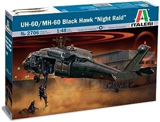 Italeri 510002706– 1:48 UH-60A Black Hawk Night Raid