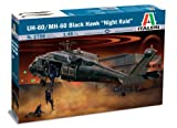 Italeri 2705S UH 60A Black Hawk 'Night Raid' - Maqueta de helicóptero (escala 1:48) [importado de...