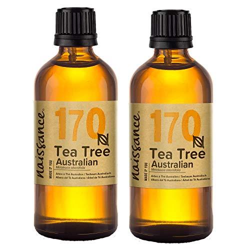 Naissance Árbol de Té Australiano - Aceite Esencial 100% Puro - 200ml (2x100ml)