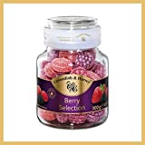 Drops Cavendish & Harvey Berry Candies 300g in Glas -