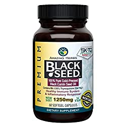 Black Seed Oil by Amazing Herbs