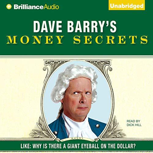 Dave Barry's Money Secrets cover art