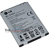 Genuine OEM Original LG BL-54SH 2460mAh Battery for Optimus P698 F7 US870 - Non-Retail Packaging - Grey