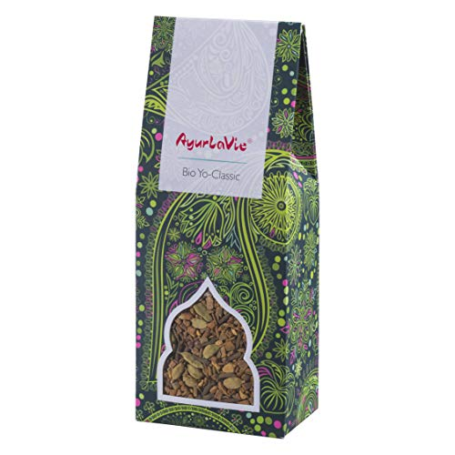 Abraham´s Tea House Bio Yo-Classic AyurLaVie 100g