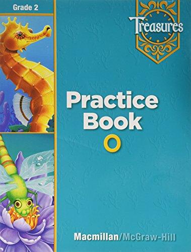Treasures Practice Book O: Grade 2