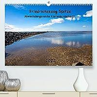 Friedrichskoog Spitze (Premium, hochwertiger DIN A2 Wandkalender 2022, Kunstdruck in Hochglanz): Abwechslungsreiche Kuestenlandschaft (Monatskalender, 14 Seiten )
